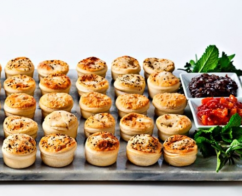 Gourmet Assorted Petite Savouries