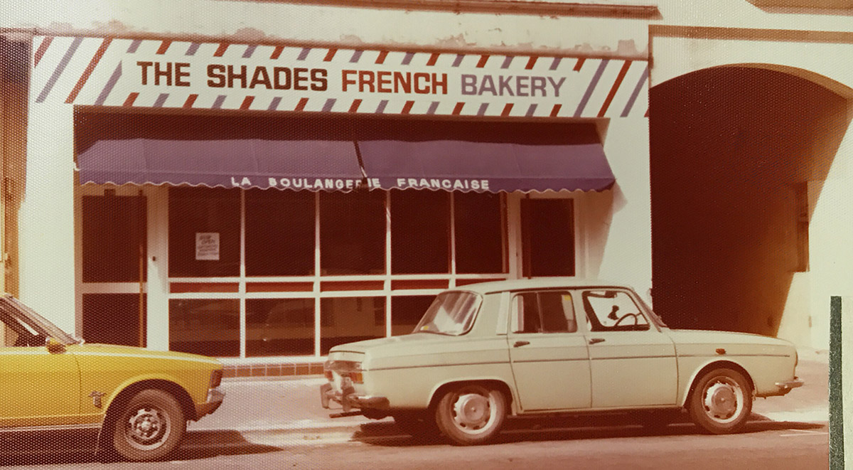 Original French Bakery Christchurch